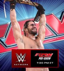 <b>WWE2015年3月31日【RAW最新赛事】</b>