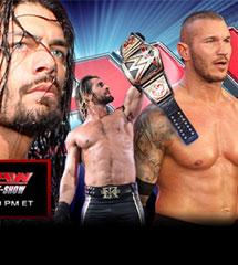 <b>WWE2015年4月7日【RAW最新赛事】</b>