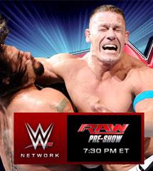<b>WWE2015年5月12日【RAW最新赛事】</b>