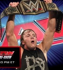 <b>WWE2015年6月2日【RAW最新赛事】</b>