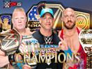 【国语配音】WWE2015年9月21日Night of Champions冠军之夜2015大赛全集完整版 - wwe美国
