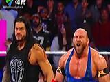 【中文解说】WWE2016年3月28日狂野角斗士 - wwe美国职业摔角
