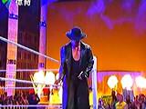【中文解说】WWE死神归来!地狱魔王送葬者强势回归惊爆全场(2016.04.16) - wwe美国