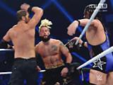 【中文官方解说】WWE双打大战!麦克格里&博达拉斯vs嘻哈组合-科林卡萨迪