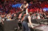 圣盾内战_罗曼vs迪安vs塞斯《WWE2016战争之王》