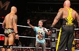 新一天 vs 安德森&盖洛斯《WWE2016夏日狂潮》