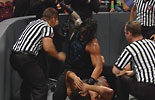 罗曼·雷恩斯 vs 鲁瑟夫《WWE2016夏日狂潮》