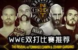 WWE经典好看双打赛《NXT双打冠军争夺》