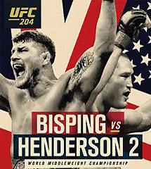 <b>UFC 204【综合格斗】</b>