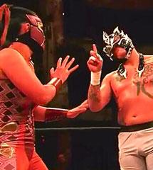 <b>墨西哥地下摔角Lucha Underground第三季《第二十三集》</b>