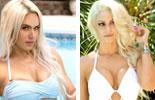 拉娜&玛丽斯&艾玛&内奥米《WWE女星写真集》