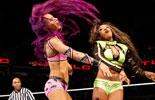 萨夏vs福克斯《TLC大赛》