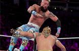 恩佐vs卡利斯托《TLC大赛》