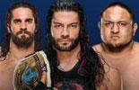 WWE2017年12月15日【劳军演出】