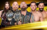 WWE2017年12月21日【NXT最新赛事】