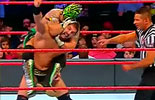 WWE2017年12月23日【ME最新赛事】