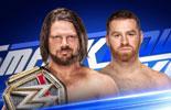 WWE2018年1月3日【SD最新赛事】