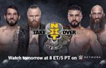WWE2018年4月8日【NXT接管大赛:新奥尔良】