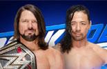 WWE2018年5月16日【SD最新赛事】