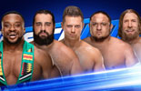WWE2018年6月20日【SD最新赛事】