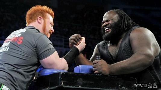 WWE2021年1月26日【SD最新赛事】