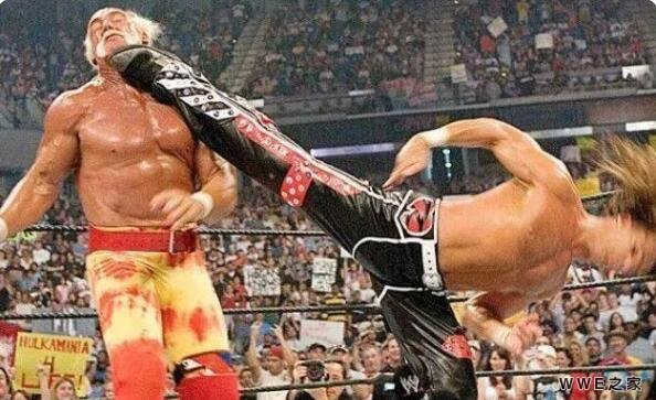 盘点WWE节目中的五大突发事件!他们的临场能力太强了!
